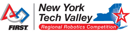 FIRST New York Tech Valley Regional Robotics Competition